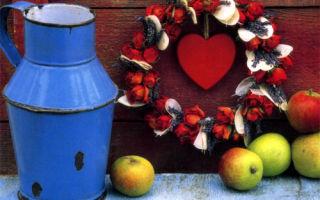 Кольцо с сердечком на Валентинов день
