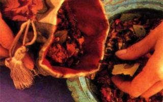 Сумочки с ароматом роз
