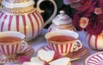 Сезон чаепития с розами