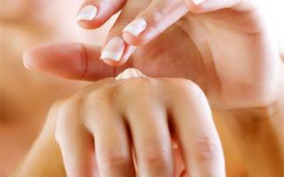 Розовое масло для ногтей