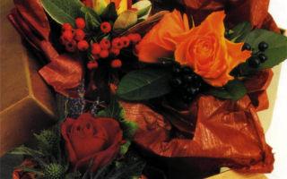 Бутоньерки из роз и украшения для корсажа